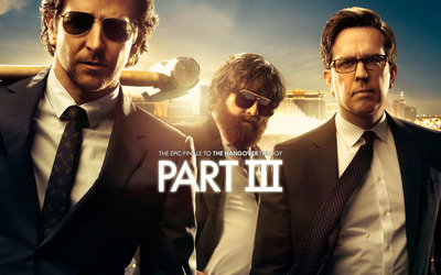 The Hangover Part III wallpaper