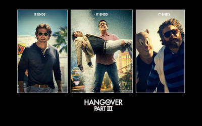The Hangover Part III [2] wallpaper