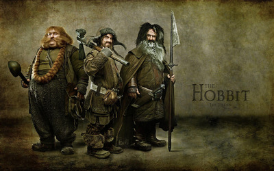 The Hobbit [3] wallpaper