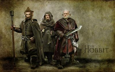 The Hobbit [4] wallpaper
