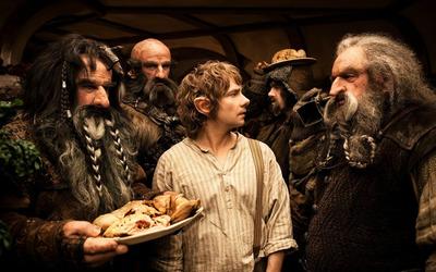 The Hobbit: An Unexpected Journey [4] wallpaper