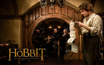 The Hobbit: An Unexpected Journey [8] wallpaper