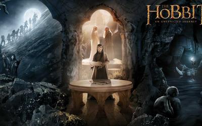 The Hobbit: An Unexpected Journey [2] wallpaper