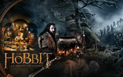 The Hobbit: An Unexpected Journey [7] wallpaper
