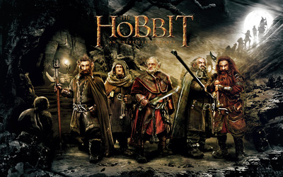 The Hobbit: An Unexpected Journey [5] wallpaper