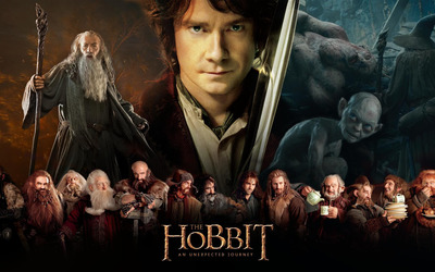 The Hobbit: An Unexpected Journey [3] wallpaper