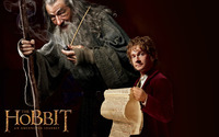 The Hobbit: An Unexpected Journey [9] wallpaper 1920x1200 jpg