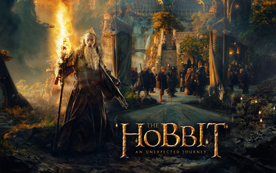 The Hobbit: An Unexpected Journey wallpaper