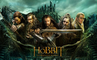 The Hobbit: The Desolation of Smaug [2] wallpaper 2880x1800 jpg
