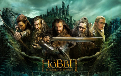 The Hobbit: The Desolation of Smaug [2] wallpaper