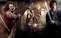 The Hobbit: The Desolation of Smaug [8] wallpaper 2560x1440 jpg