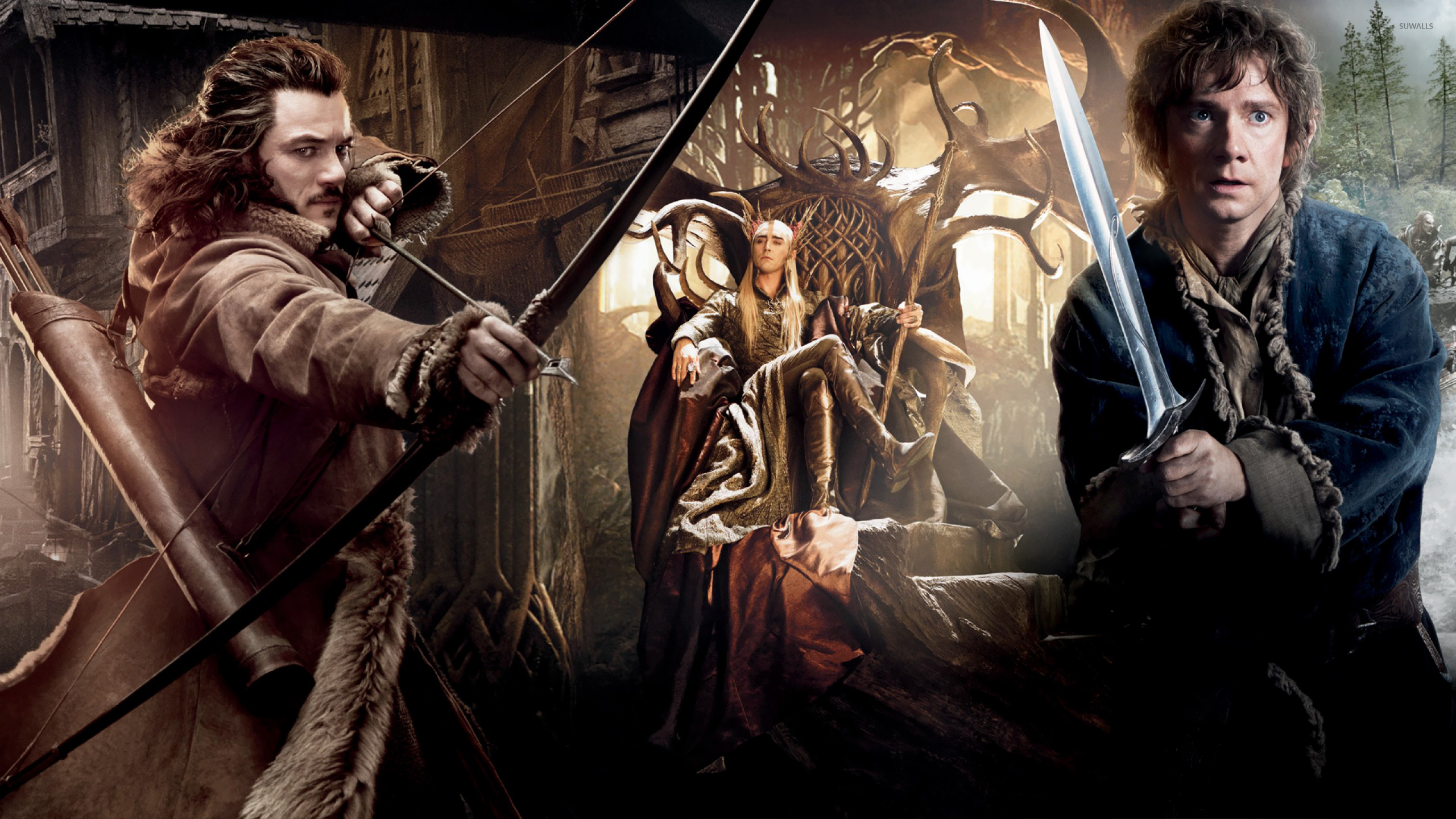 The Hobbit: The Desolation of Smaug [8] wallpaper - Movie ...