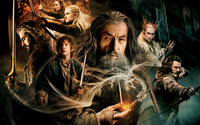 The Hobbit: The Desolation of Smaug wallpaper 2560x1440 jpg