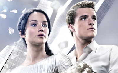 The Hunger Games: Catching Fire [4] wallpaper