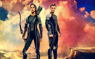 The Hunger Games: Catching Fire wallpaper