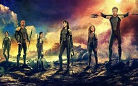 The Hunger Games: Catching Fire [3] wallpaper 1920x1200 jpg