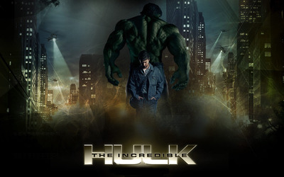 The Incredible Hulk [3] wallpaper