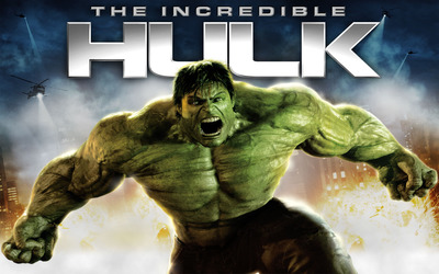 The Incredible Hulk [2] wallpaper