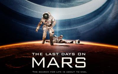 The Last Days on Mars wallpaper