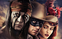 The Lone Ranger wallpaper 1920x1080 jpg