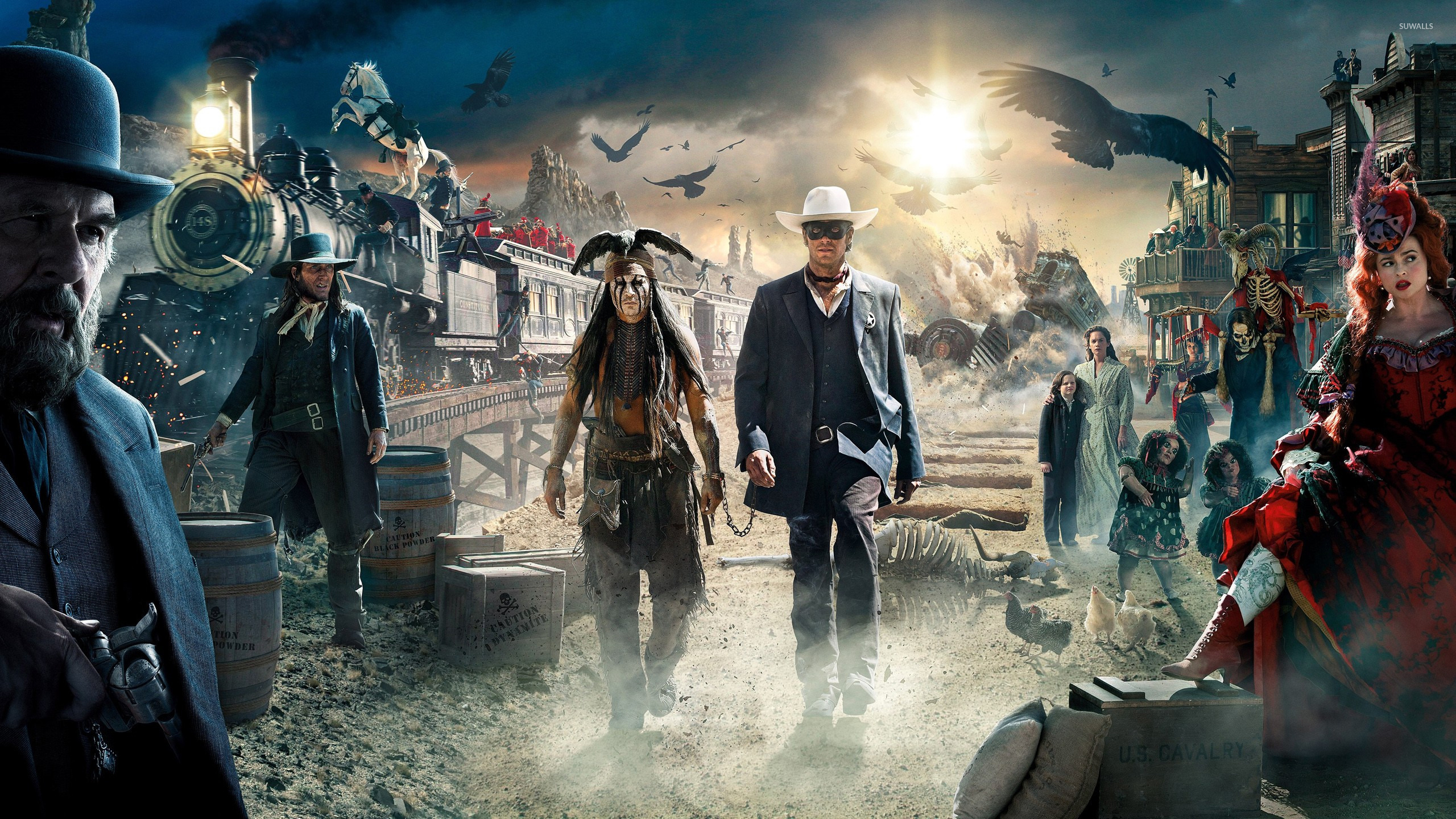 the lone ranger 2 wallpaper wallpapers 22028