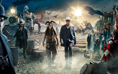 The Lone Ranger [2] wallpaper