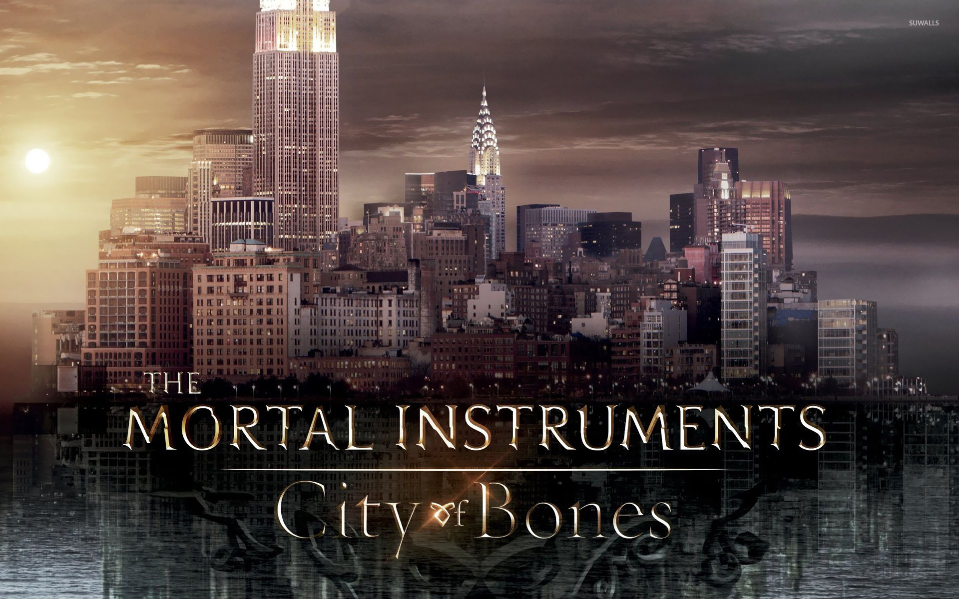 the mortal instruments: city of bones [2] wallpaper - movie