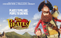 The Pirates! Band of Misfits [2] wallpaper 1920x1200 jpg