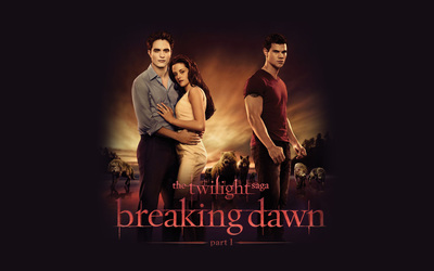 The Twilight Saga: Breaking Dawn: Part 1 wallpaper