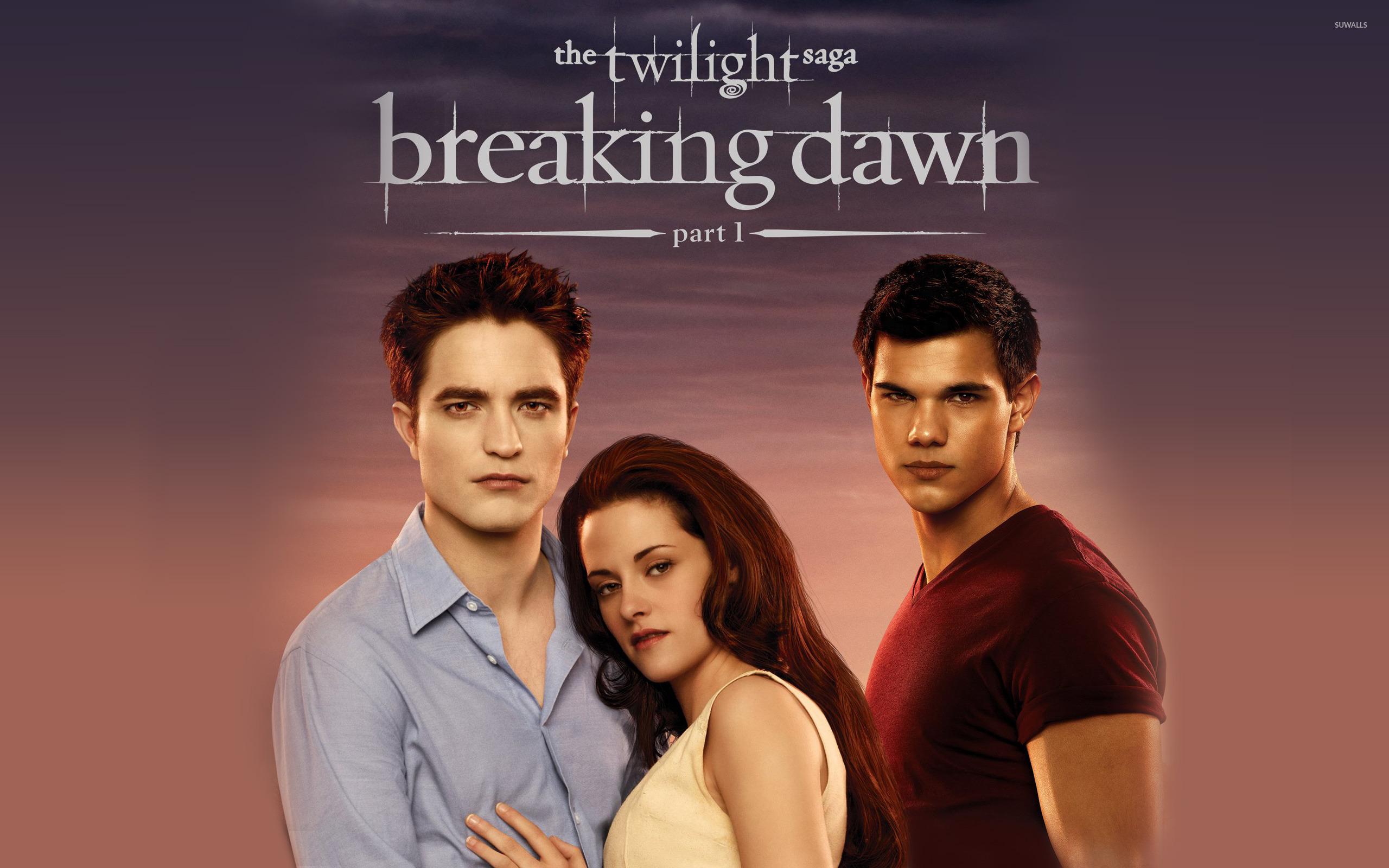 the twilight saga: breaking dawn: part 1 [3] wallpaper - movie