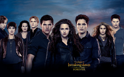 The Twilight Saga: Breaking Dawn - Part 2 wallpaper
