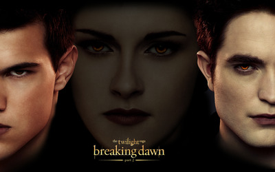 The Twilight Saga: Breaking Dawn - Part 2 [5] wallpaper