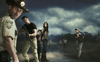 The Walking Dead [7] wallpaper 1920x1200 jpg