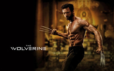The Wolverine [2] wallpaper