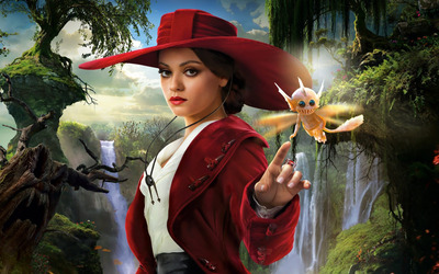 Theodora - Oz the Great and Powerful wallpaper