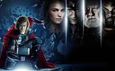 Thor [3] wallpaper