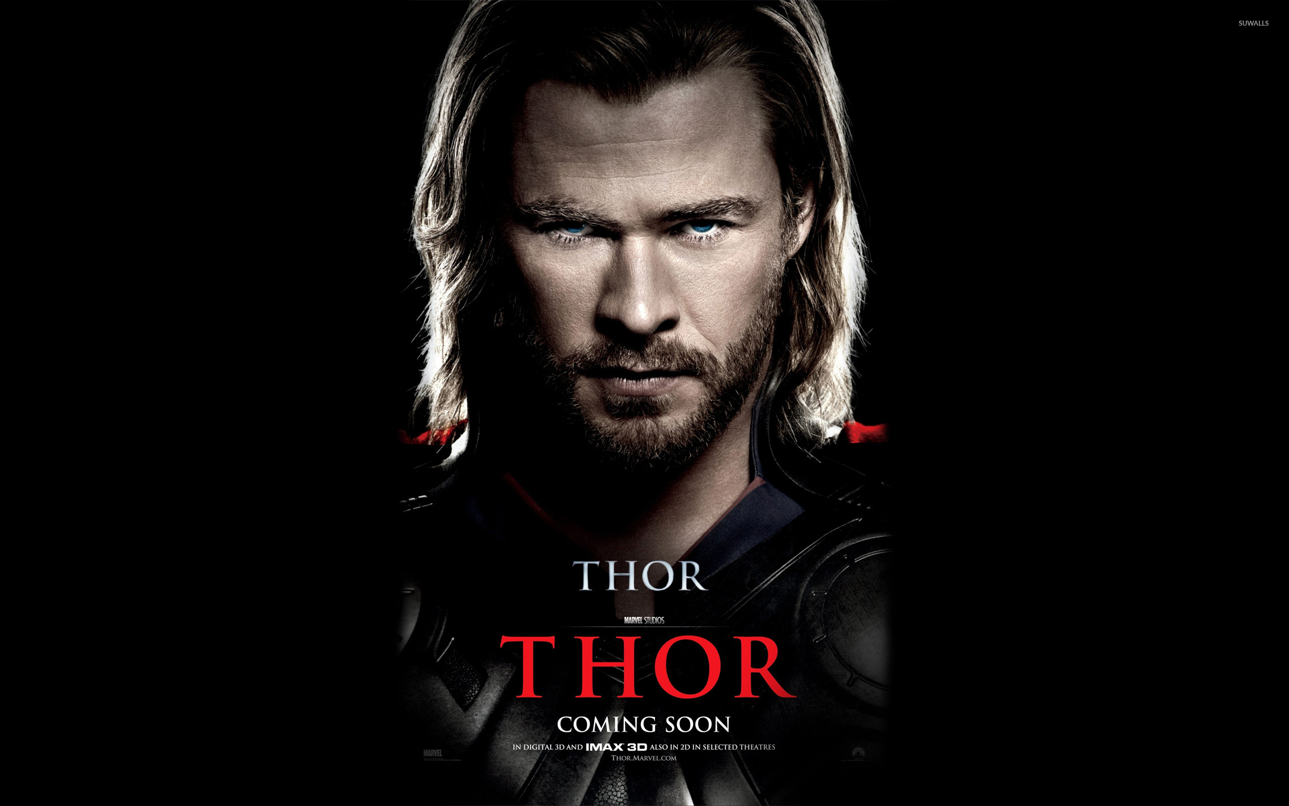 thor [2] wallpaper - movie wallpapers - #4034