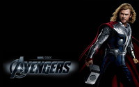 Thor - The Avengers wallpaper 2560x1600 jpg