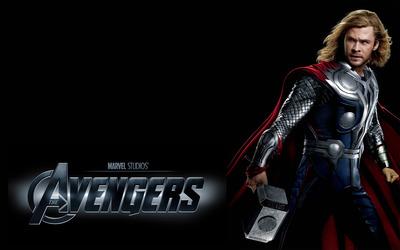 Thor - The Avengers wallpaper