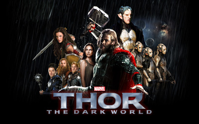 Thor: The Dark World [6] wallpaper