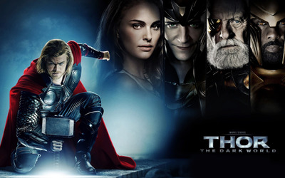 Thor: The Dark World [7] wallpaper