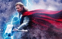 Thor: The Dark World [2] wallpaper 2880x1800 jpg