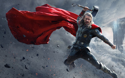 Thor: The Dark World wallpaper