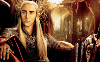 Thranduil - The Hobbit: The Desolation of Smaug wallpaper