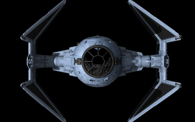 TIE fighter - Star Wars wallpaper