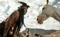 Tonto - The Lone Ranger wallpaper 2880x1800 jpg