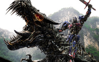 Transformers: Age of Extinction wallpaper 2880x1800 jpg