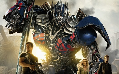 Transformers: Age of Extinction [4] wallpaper
