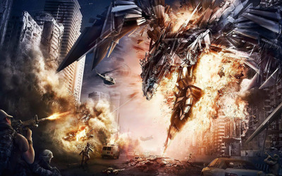 Transformers: The Rise of Galvatron wallpaper