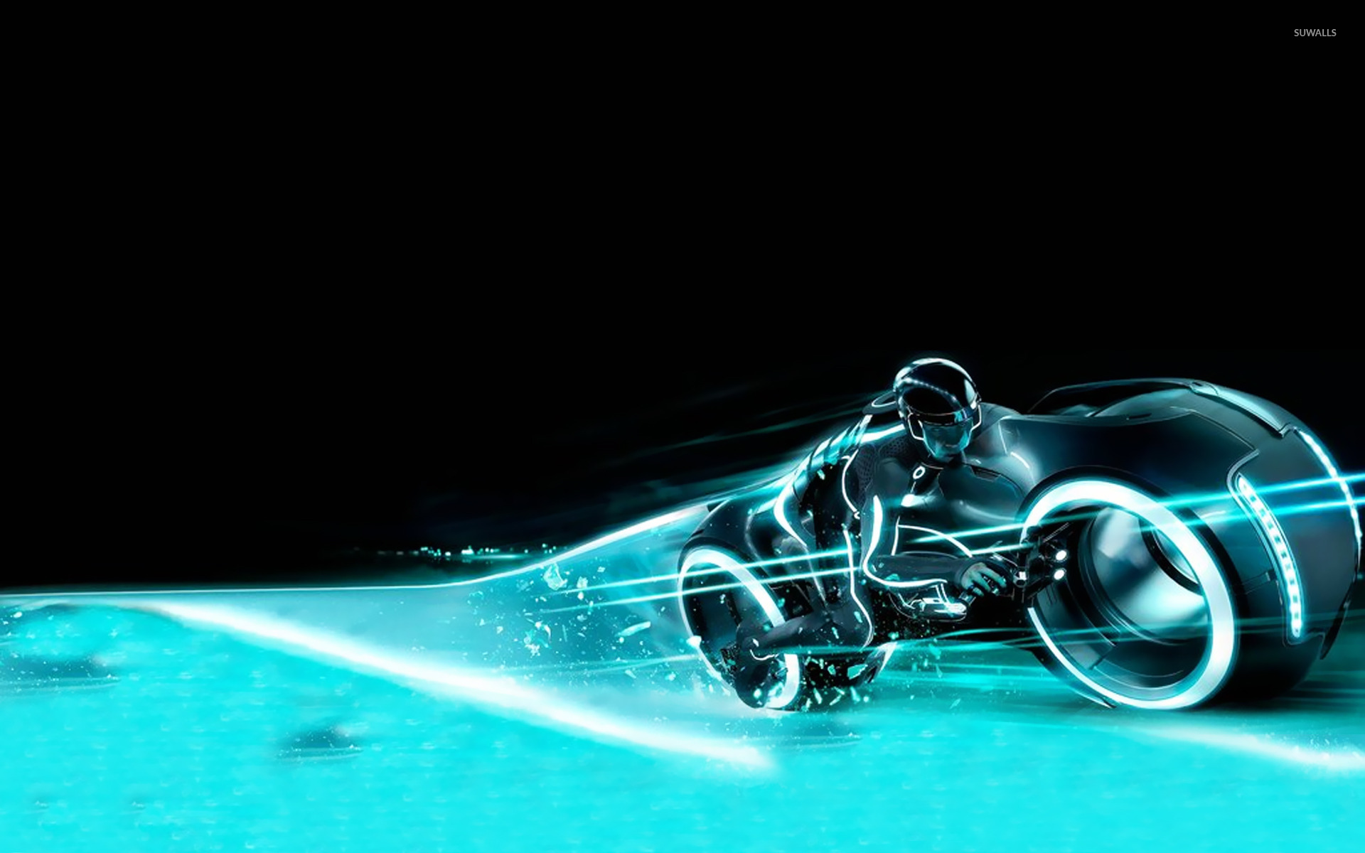 TRON Legacy 6 Wallpaper